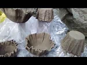 Blumenkübel Selber Machen : beton giessen blumenk bel aus betongetr nkten t chern allgemeine variante youtube ~ Markanthonyermac.com Haus und Dekorationen
