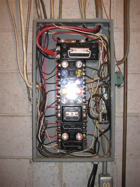 Federal Pacific Fuse Box by Federal Pacific Fuse Panel Electrical Inspections