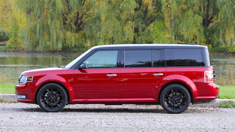 Ford Minivans 2016 by 2016 Ford Flex Review Minivan For Cool Dads