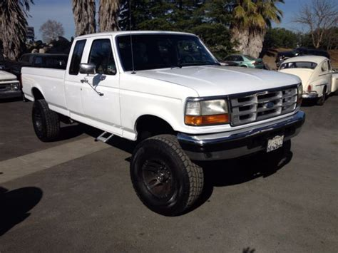 1994 Ford F 250 IDIT 7.3L Turbo Diesel, 4x4, California