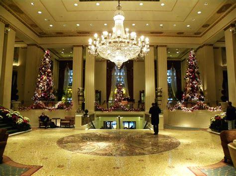 top ten hotel lobby christmas decorations commercial decor sarasota fl beneva plantscapes