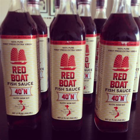 Red Boat Fish Sauce Ingredients by Red Boat Fish Sauce Vietnamese Pho Recipe Star Anise