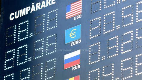 Euro In leu moldovenesc 1.7 eur/mdl - mataf