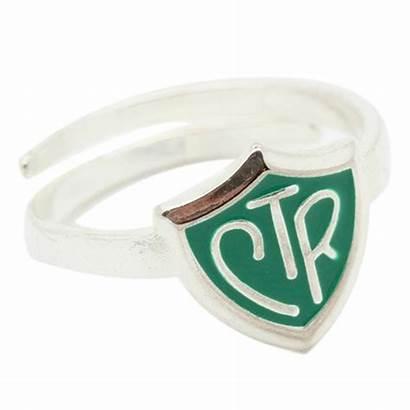 Ctr Ring Shield Lds Distribution Center Deseret