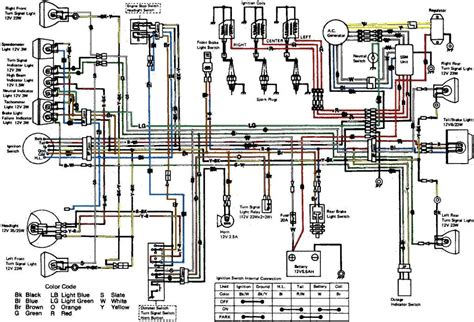 Kawasaki Prairie Wiring Diagram Diagrams