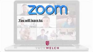 Zoom Video Conferencing Tutorial  Beginner U0026 39 S Guide To
