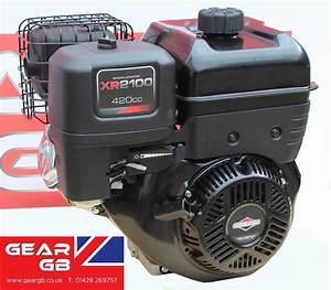 Briggs And Stratton 14hp 2100 Series Tapered Shaft Engine