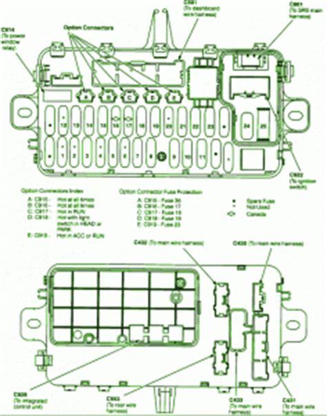 94 Sol Wiring Diagram by Schematic Diagram Fuse Box Honda 1995 Sol Diagram