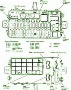 93 Del Sol Fuse Box Diagram