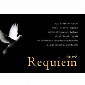 Gabriel Faure's Requiem - Palm Sunday - First Presbyterian ...