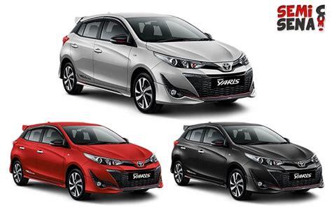 Gambar Mobil Toyota Yaris by Harga Toyota Yaris Review Spesifikasi Gambar November