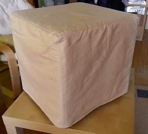 Ikea Schwingsessel Bezug : bezug f r ikea hocker kathis n hexperimente ~ Orissabook.com Haus und Dekorationen