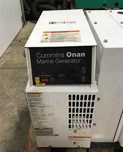 Cummins  Onan Marine Qd Generator