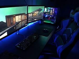 Gaming, Setup, Wallpapers
