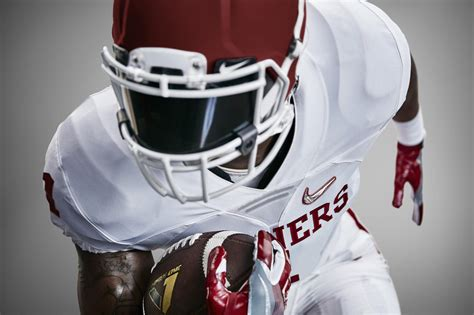 nike reveals college football playoff uniform  nike