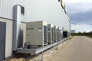 Commercial Air Conditioner System For Warehouse