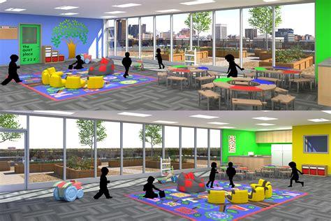 decor creative design  daycare floor plans