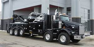 2015 Century 1075s Rotator Heavy Duty Wrecker  Kenworth T800   J12496
