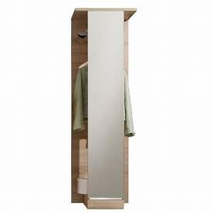 Garderobe Mit Spiegel : garderobenpaneel mit spiegel eiche sonoma flurgarderobe paneel spiegel garderobe ebay ~ Eleganceandgraceweddings.com Haus und Dekorationen