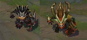The new Totemic and Charred Maokai models SUCK!