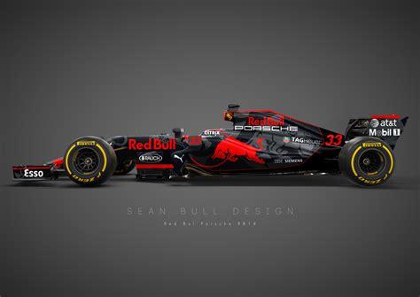 Porsche F1 2020 by Formula One Porsche Bull Racing 2 2 5 Jwgp