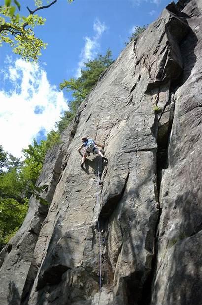 Climbing Adirondack Rock Moonshine Poke Son 10b