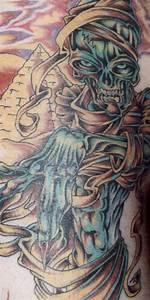 11 Marvelous Mummy Tattoos