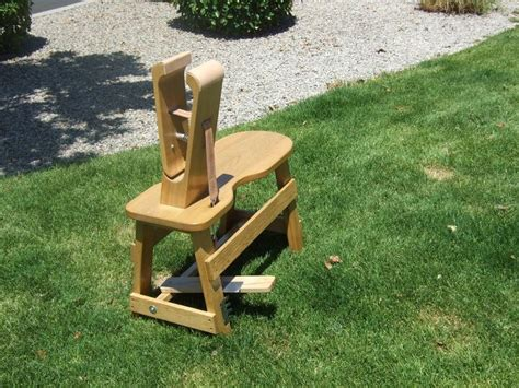 Leather Stitching Horse Plans