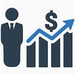 Icon Finance Business Financial Chart Icons Graph