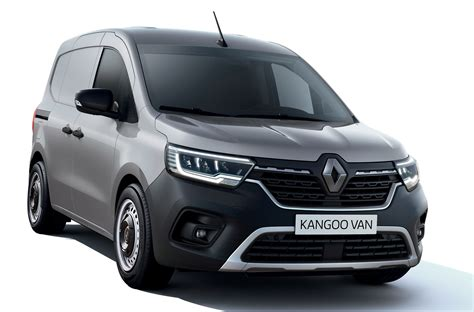 The new Renault Kangoo and Express commercial vans | Car ...