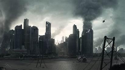 Action Battle Poster Angeles Fi Scene Film