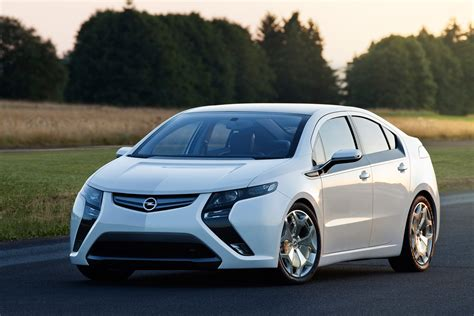 Vauxhall Ampera (2011) Wallpapers And Hd Images