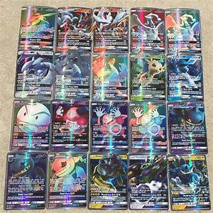 100, pieces, , 200pieces, , set, game, shiny, pokemon, cards, english