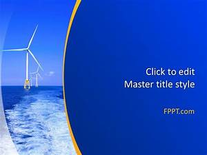 Free Energy Powerpoint Template