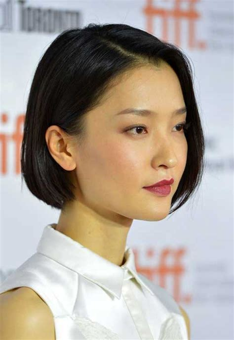 short haircuts  asian women short hairstyles