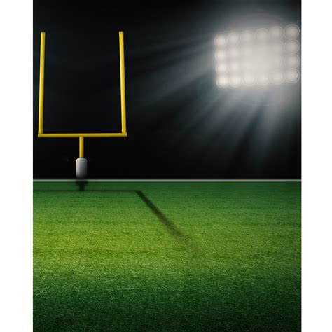 field goal  printed backdrop backdrop express