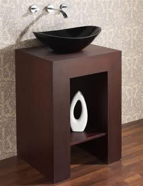 small cabinet for vessel sink small vessel sinks for bathrooms homesfeed