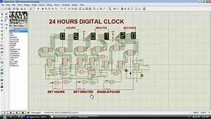 Digital Clock Design   Dld