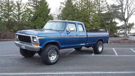 Ford F250 4x4 by 1979 Ford F250 4x4 Cab Classic Ford F 250 1979 For