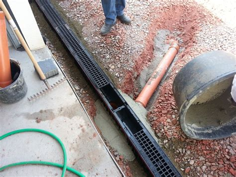 Garage Gießen by Entw 228 Sserungsrinne Mit Gef 228 Lle Industriewerkzeuge Ausr 252 Stung