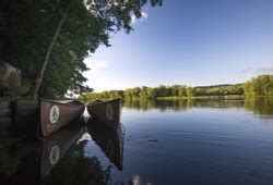 Boat Landing St Croix River by St Croix River Wilderness Inquiry