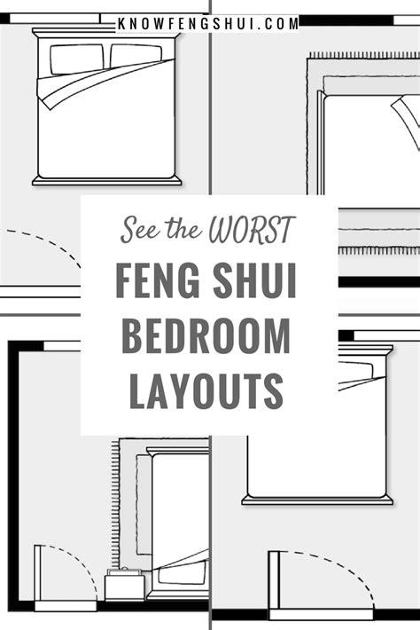 3 Bad Feng Shui Bedroom Layouts | Feng Shui/Vastu | Feng