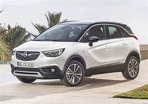 Opel Crossland 2018 : 2018 opel crossland x price design interior exterior specs ~ Medecine-chirurgie-esthetiques.com Avis de Voitures