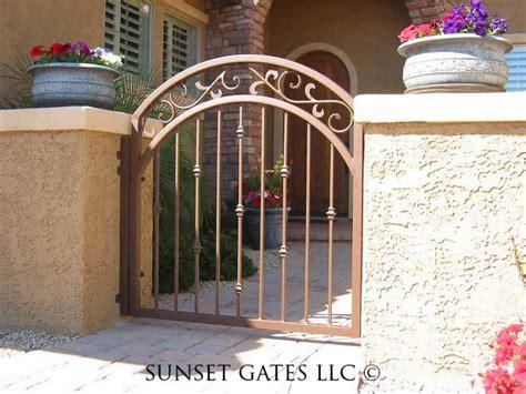 sunset gates courtyard gates sunset gates