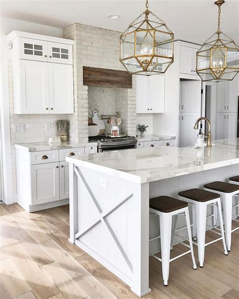 gold pendants   home white kitchen decor white