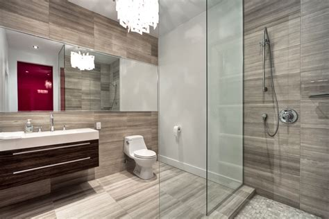 Modern Bathroom Design With Shower by 11 Awesome Modern Bathrooms With Glass Showers Ideas
