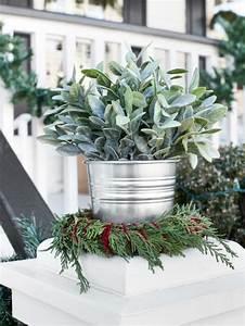 Baum Vorgarten Immergrün : sch ne ideen und au endekoration f r weihnachten ~ Michelbontemps.com Haus und Dekorationen