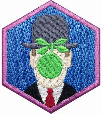 Badges Merit Saxon Nerdy Isaiah Adorably Creates