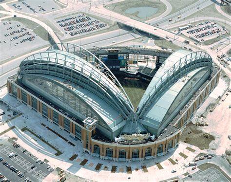 profile bending   retractable roof  miller park  chicago curve
