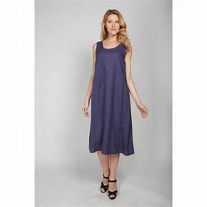 robe longue ete en lin robes populaires modeles 2018 With robe d été en lin